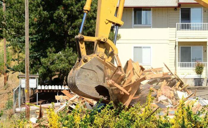 Complete Demolition Services