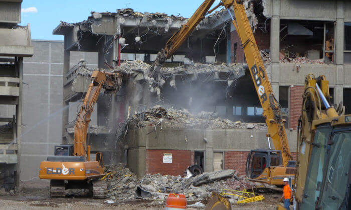 Large Demolition Companies
